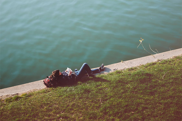 river reading