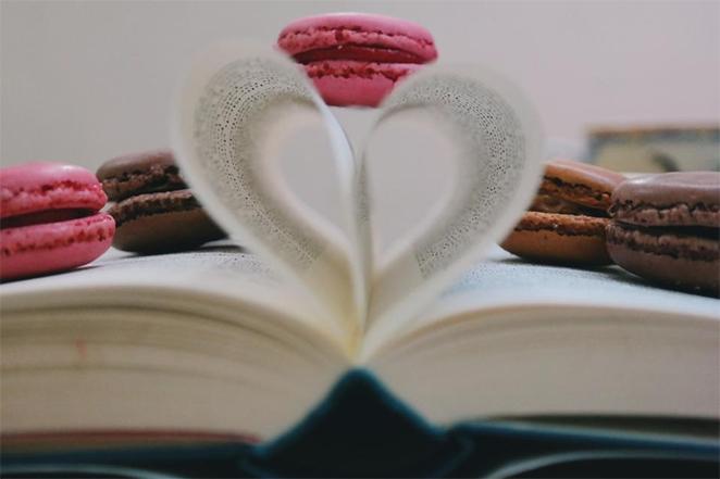 books, love
