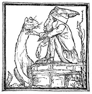 ilustracija bajke
