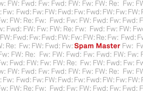 spam master laguna knjige