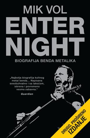 Enter Night - Biografija benda Metalika