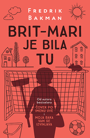 Brit-Mari je bila tu Book Cover