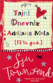 tajni dnevnik adrijana mola (13 i 3 4 god ) laguna knjige