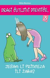 jesam li princeza ili žaba  laguna knjige