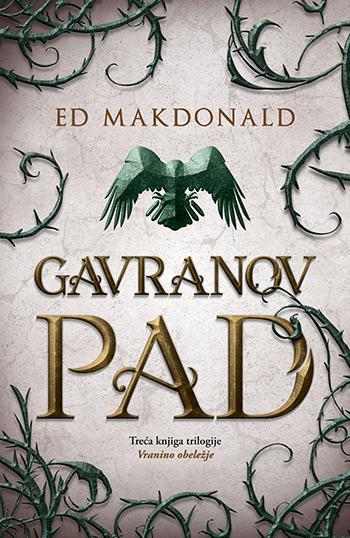 Gavranov pad naslovnica